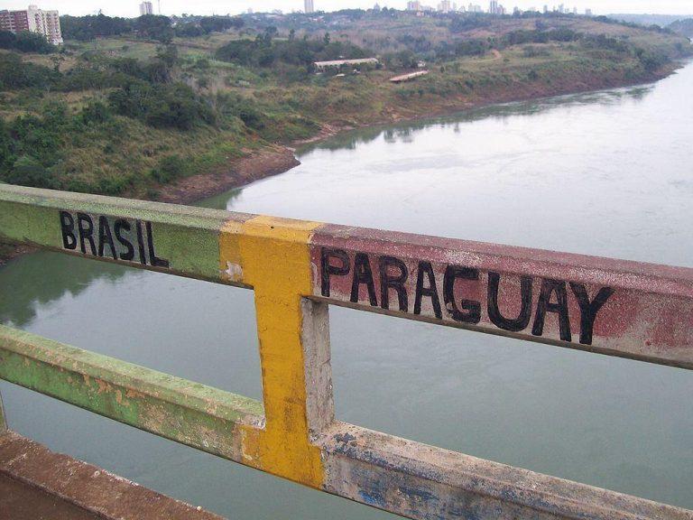Relações Exteriores - mercosul - fronteira Brasil Paraguai