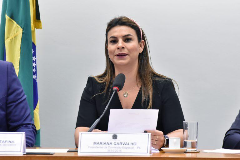 Audiência Pública - Tema: Exploração indevida da renda ou apropriação do patrimônio do idoso. Dep. Mariana Carvalho (PSDB-RO)