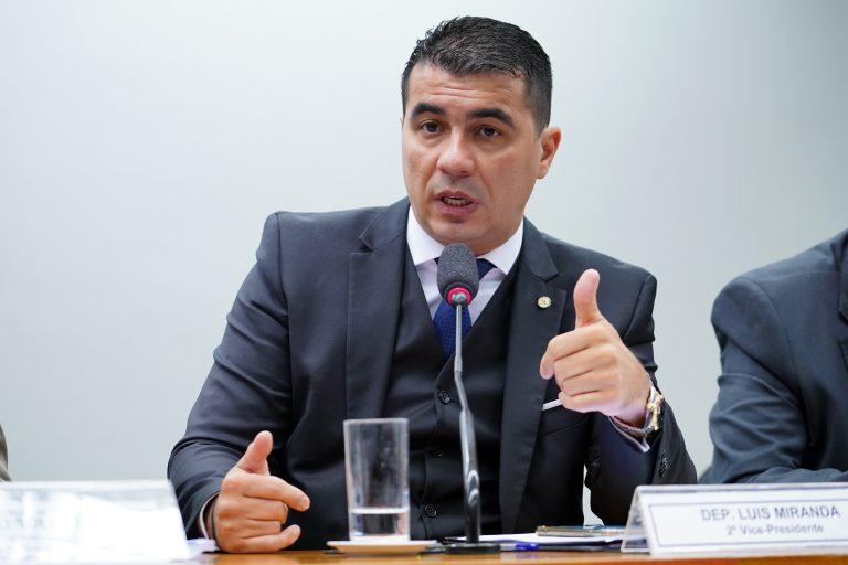 Audiência Pública - Tema: Os Desafios na Distribuição de Energia Elétrica no Brasil. Dep. Luis Miranda (DEM-DF)