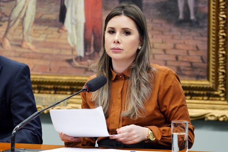 Reunião Ordinária - Pauta: deliberação de proposições. Dep. Caroline de Toni (PSL - SC)