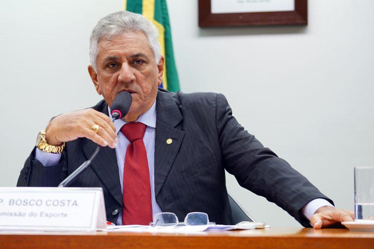 """Audiência Pública - Tema: """"Esportes de combate como medida de redução da agressividade"""". Dep. Bosco Costa (PL-SE)"""