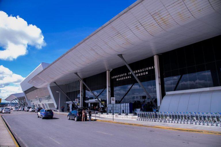 Fluxo de passageiros tem pequeno aumento no aeroporto de Cuiabá/VG