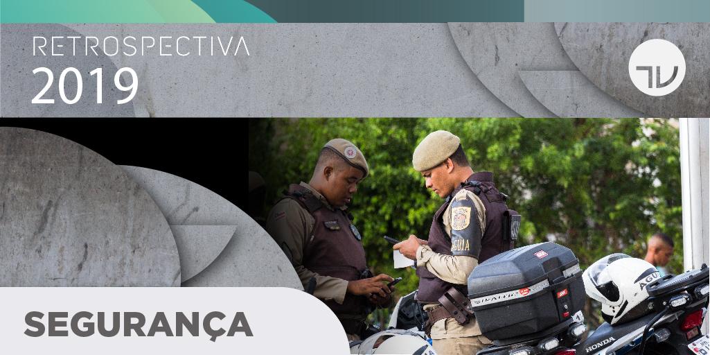 Retrospectiva 2019 - Segurança