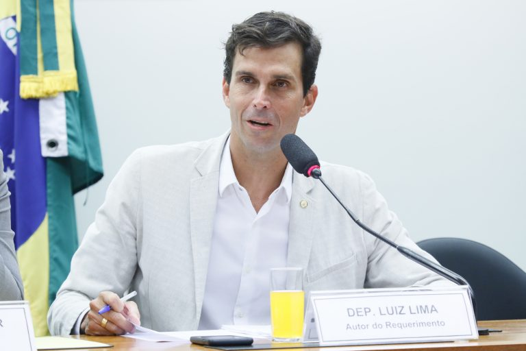 Audiência Pública - Tema: Gestão do Comitê Olímpico do Brasil. Dep. Luiz Lima (PSL - RJ)