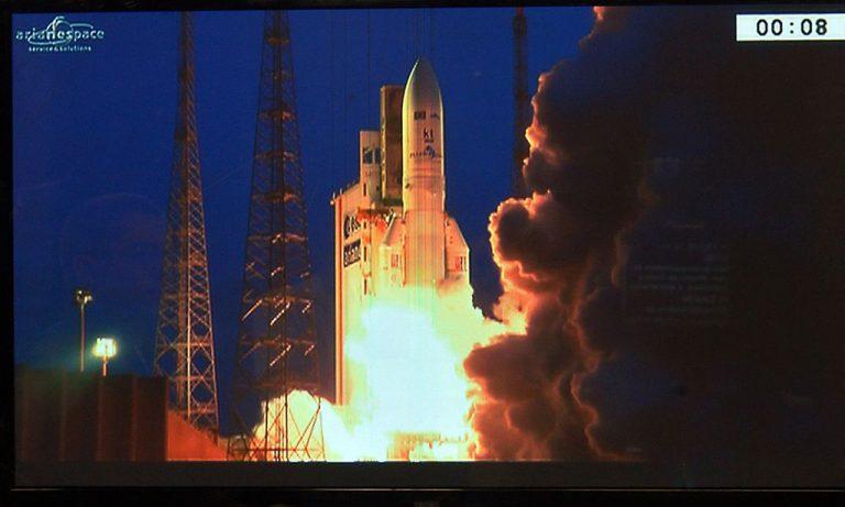 Tecnologia - espacial - satélite brasileiro lançamento pesquisas