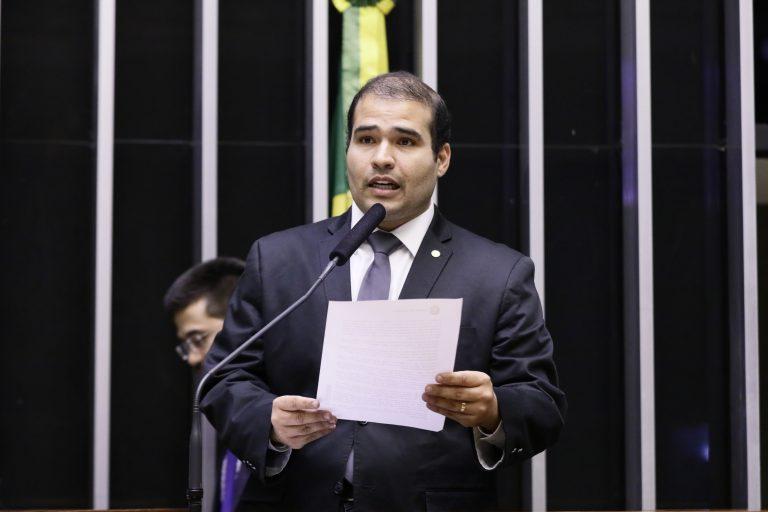 Sessão Não Deliberativa de Debates. Dep. Lucas Vergilio (SOLIDARIEDADE - GO)