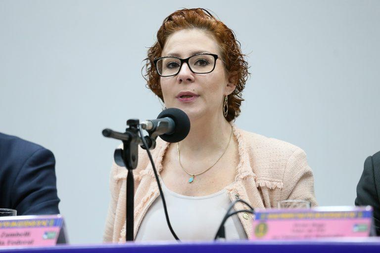 Novas perspectivas para uma sociedade de paz - Entregar o título de Embaixador da Paz. Dep. Carla Zambelli (PSL-SP)