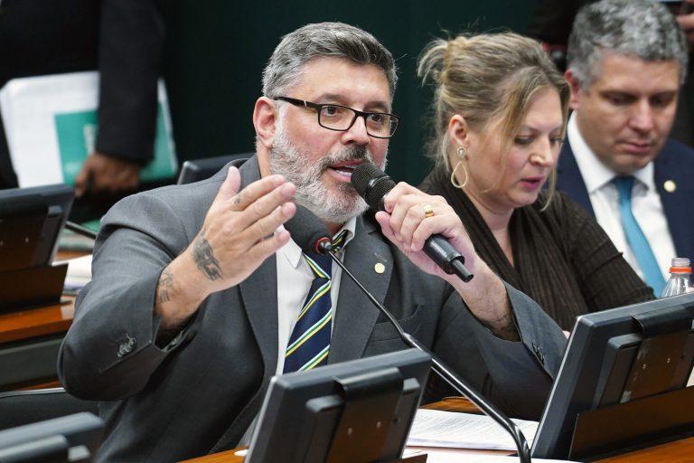 Reunião ordinária para votação do parecer do relator. Dep. Alexandre Frota (PSL - SP)