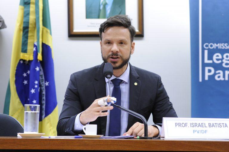 "Audiência Pública - Tema: ""Clube de descontos dos servidores públicos"". Dep. Professor Israel Batista (PV-DF)"