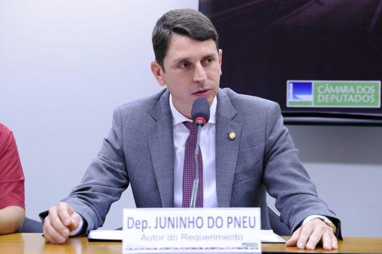 """Audiência Pública - Tema: """"Renovação da Concessão da Rodovia Presidente Dutra. Dep. Juninho do Pneu (DEM - RJ)"""