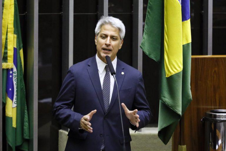 Sessão do Congresso Nacional destinada à deliberação de vetos. Dep. Alessandro Molon (PSB - RJ)