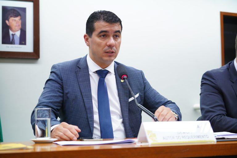 Audiência Pública - Tema: Segurança dos aplicativos de transporte. Dep. Luis Miranda (DEM-DF)
