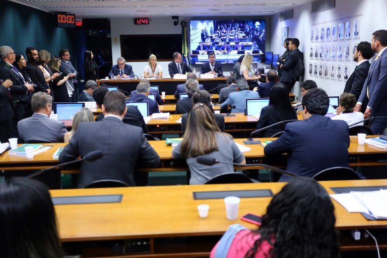 Reunião Ordinária - Pauta: Discussão e votação do parecer do relator