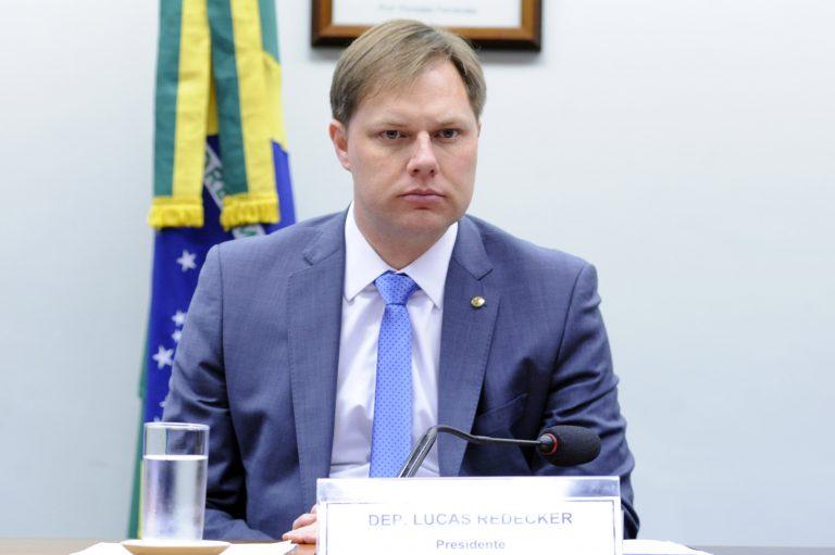 """Audiência Pública - Tema: """"Os impactos sociais e ambientais e os direitos dos atingidos por barragem"""". Dep. Lucas Redecker (PSDB - RS)"""