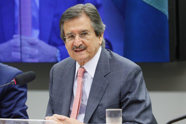 Comissão Especial sobre a Prisão em 2ª Instância (PEC 199/19). Ex-Presidente do Supremo Tribunal Federal, Antonio Cezar Peluso