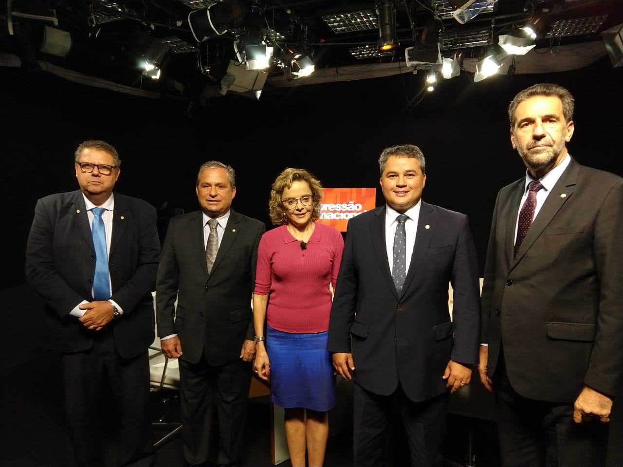 Expressão Nacional debate as prioridade na Câmara em 2020