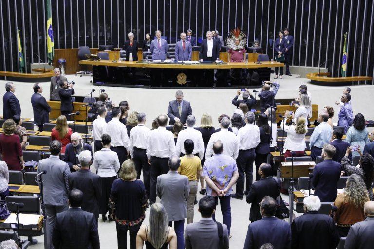 Homenagem aos 25 anos da Comissão de Direitos Humanos e Minorias e para o lançamento do Observatório Parlamentar da Revisão Periódica Universal da Organização das Nações Unidas