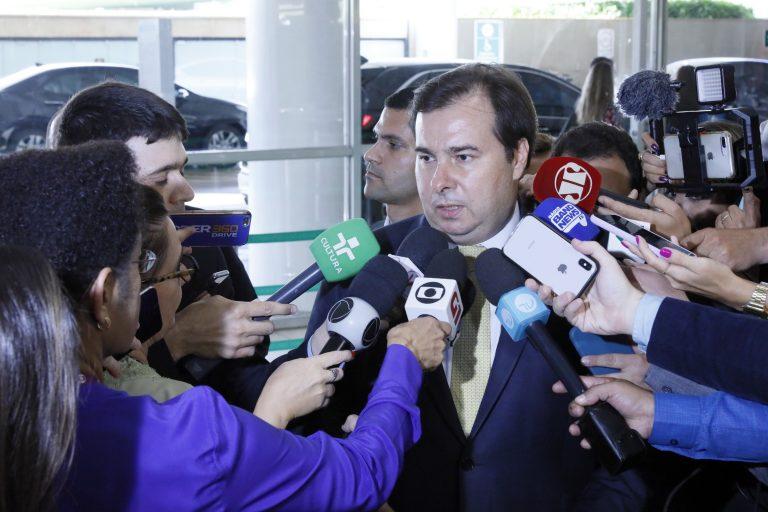 """""""Vamos aumentar a participação federal no Fundeb em 10%"""", afirma Rodrigo Maia"""