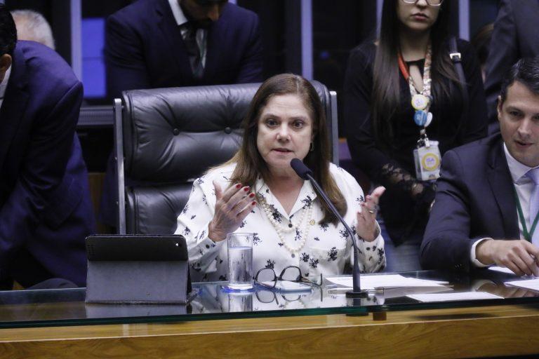 Ordem do dia para discussão e votação de diversos projetos. Primeira Secretária da Câmara, dep. Soraya Santos (PL - RJ)