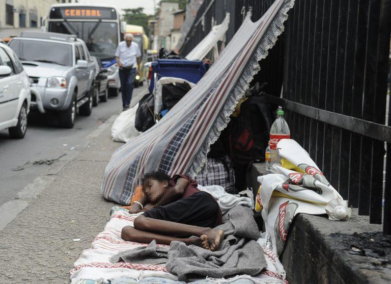 Assistência Social - Geral - morador de rua população de rua mendigo vulnerabilidade social