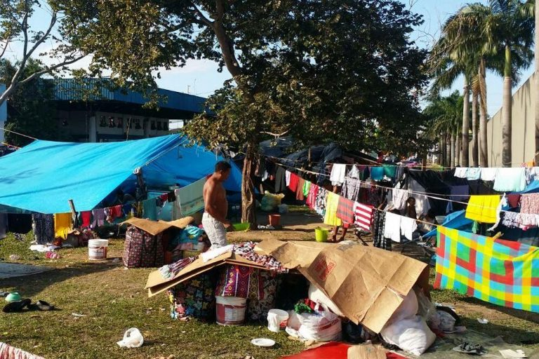 Relações Exteriores - emigração - direitos humanos venezuelanos Roraima Boa Vista imigrantes abrigos refugiados crise humanitária