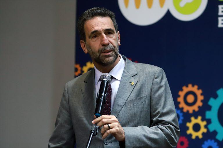 """Lançamento da Frente e Seminário """"Bancos Públicos e Desenvolvimento"""". Dep. Enio Verri (PT - PR)"""