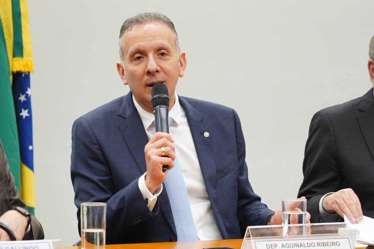 Audiência Pública - Tema: Repercussões Setoriais da Reforma Tributária. Dep. Aguinaldo Ribeiro (PP - PB)