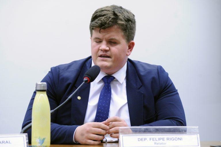 """Audiência Pública - Tema: """"Mecanismos de Planejamento Estratégico do Ministério da Educação"""". Dep. Felipe Rigoni (PSB-ES)"""