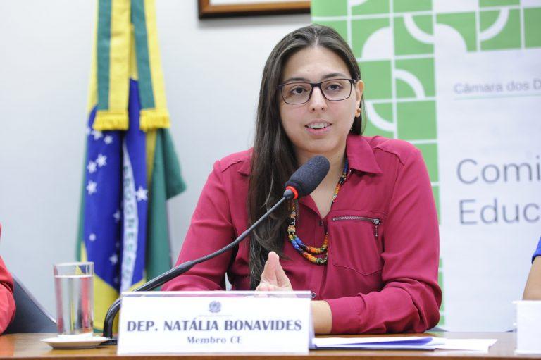"""Audiência Pública - Tema: """"Os cortes orçamentários na Educação e as metas do PNE"""". Dep. Natália Bonavides (PT - RN)"""