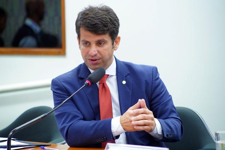 """Audiência Pública - Tema: """"Funcionamento e regras do Árbitro de Vídeo - VAR"""". Dep. Dr. Luiz Antonio Teixeira Jr. (PP-RJ)"""