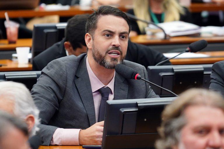 Reunião Ordinária - Pauta: deliberação de proposições. Dep. Léo Moraes (PODE - RO)