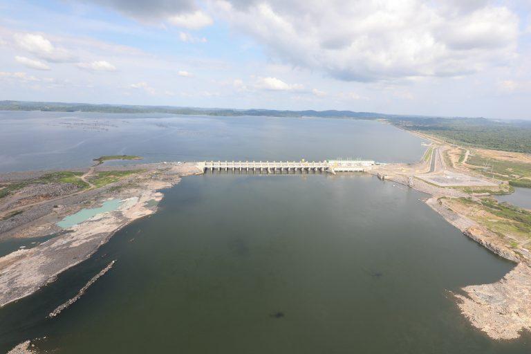Energia - elétrica - usina hidrelétrica de Belo Monte (PA)