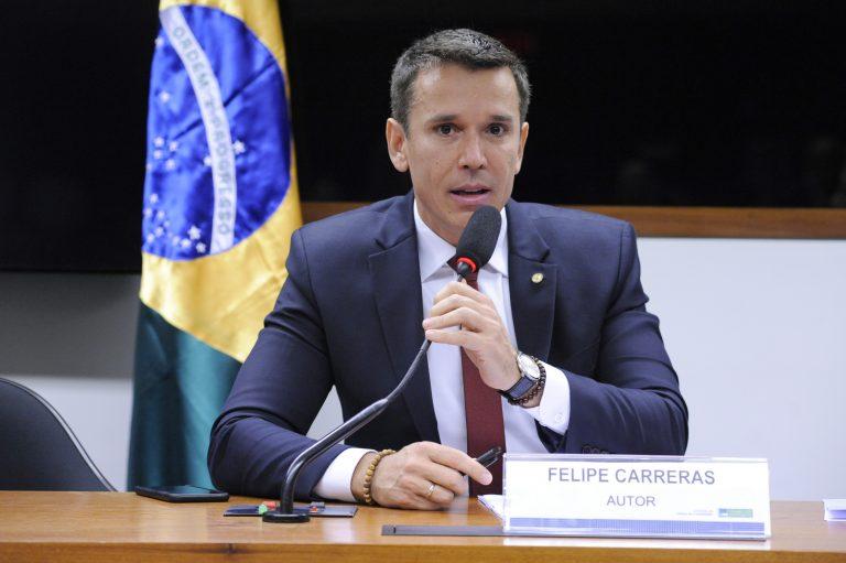 """Audiência Pública - Tema: """"Oligopólio na comercialização dos direitos autorais"""". Dep. Felipe Carreras (PSB - PE)"""