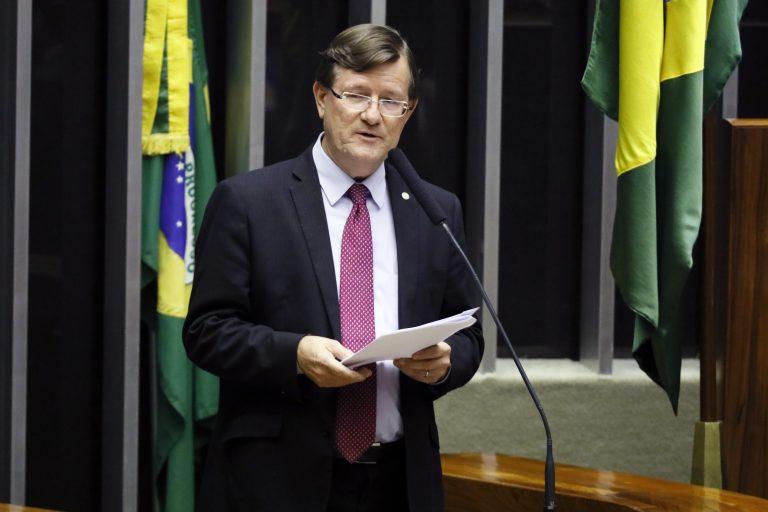 Sessão do Congresso destinada à deliberação de destaques de vetos. Dep. José Ricardo (PT - AM)