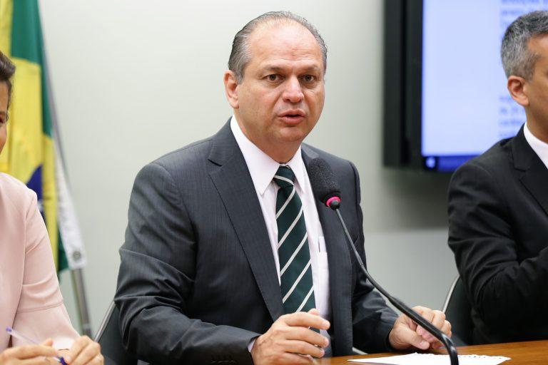 Discussão da Resolução RDC nº 203/2017, que dispõe sobre os critérios e procedimentos para importação, em caráter de excepcionalidade, de produtos sujeitos à vigilância sanitária sem registro na ANVISA. Dep. Ricardo Barros (PP - PR)