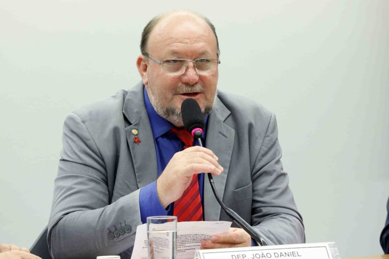 Reunião Ordinária. Dep. João Daniel (PT-SE)