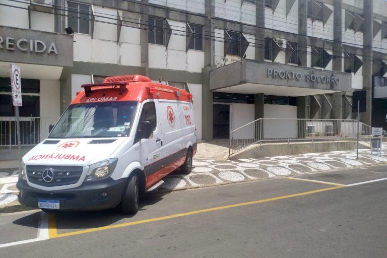 Saúde - hospitais - pronto-socorro atendimento emergência ambulâncias SAMU
