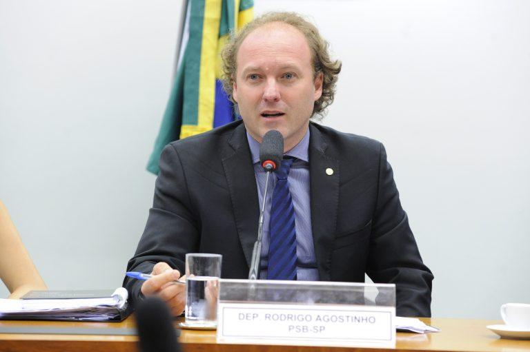 """Audiência Pública - """"Riscos e Oportunidades Financeiros da Política Ambiental"""". Dep. Rodrigo Agostinho (PSB - SP)"""