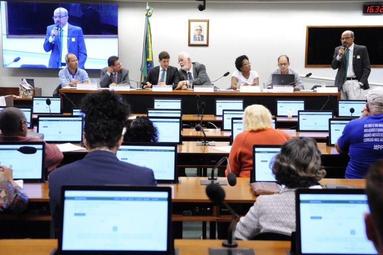 """Audiência Pública """"O derramamento de óleo em municípios da Bahia"""""""