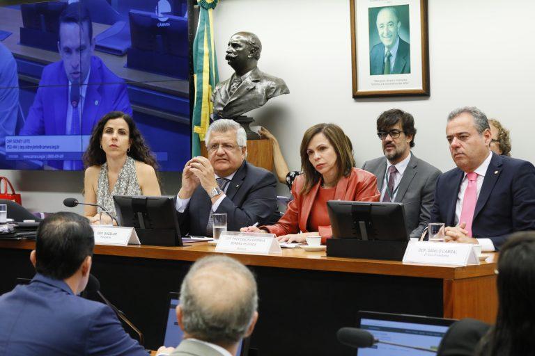 Discussão e votação do parecer da relatora