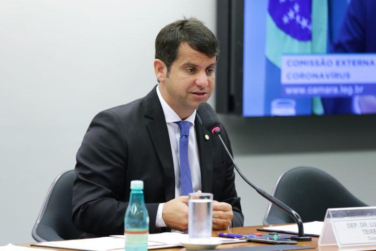 Ações preventivas da vigilância sanitária e possíveis consequências para o Brasil quanto ao enfrentamento da pandemia causada pelo coronavírus. Dep. Dr. Luiz Antonio Teixeira Jr. (PP - RJ)