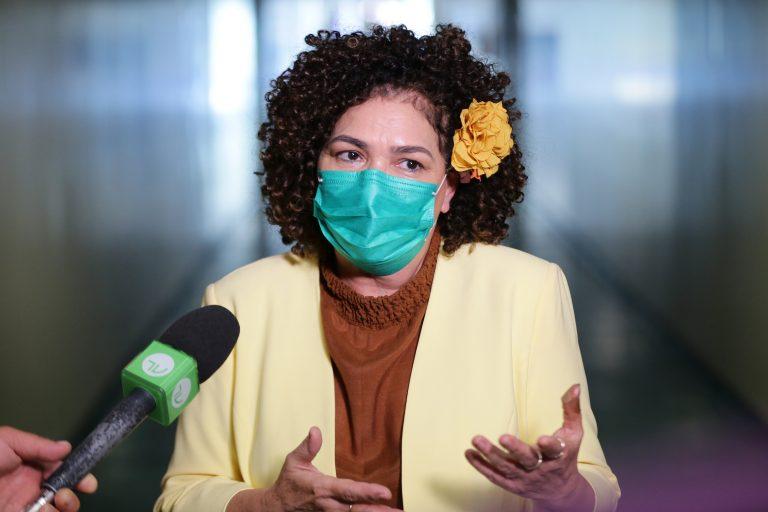 Ações preventivas da vigilância sanitária e possíveis consequências para o Brasil quanto ao enfrentamento da pandemia causada pelo coronavírus. Dep. Perpétua Almeida (PCdoB - AC)