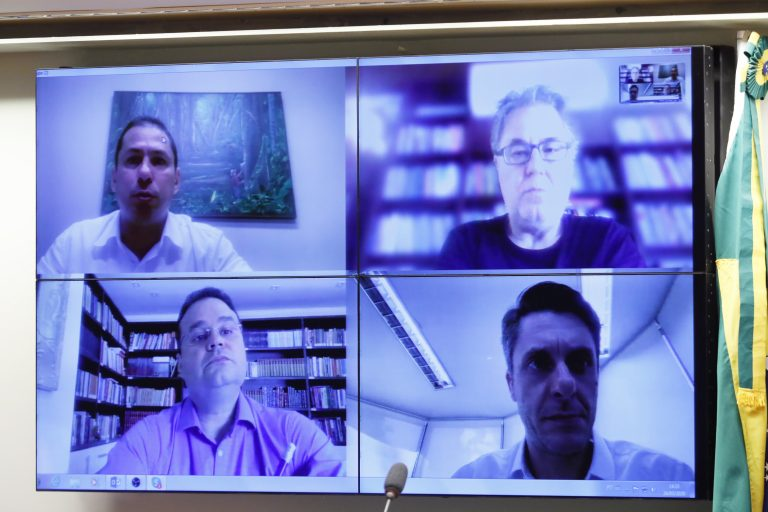Audiência Pública por videoconferência