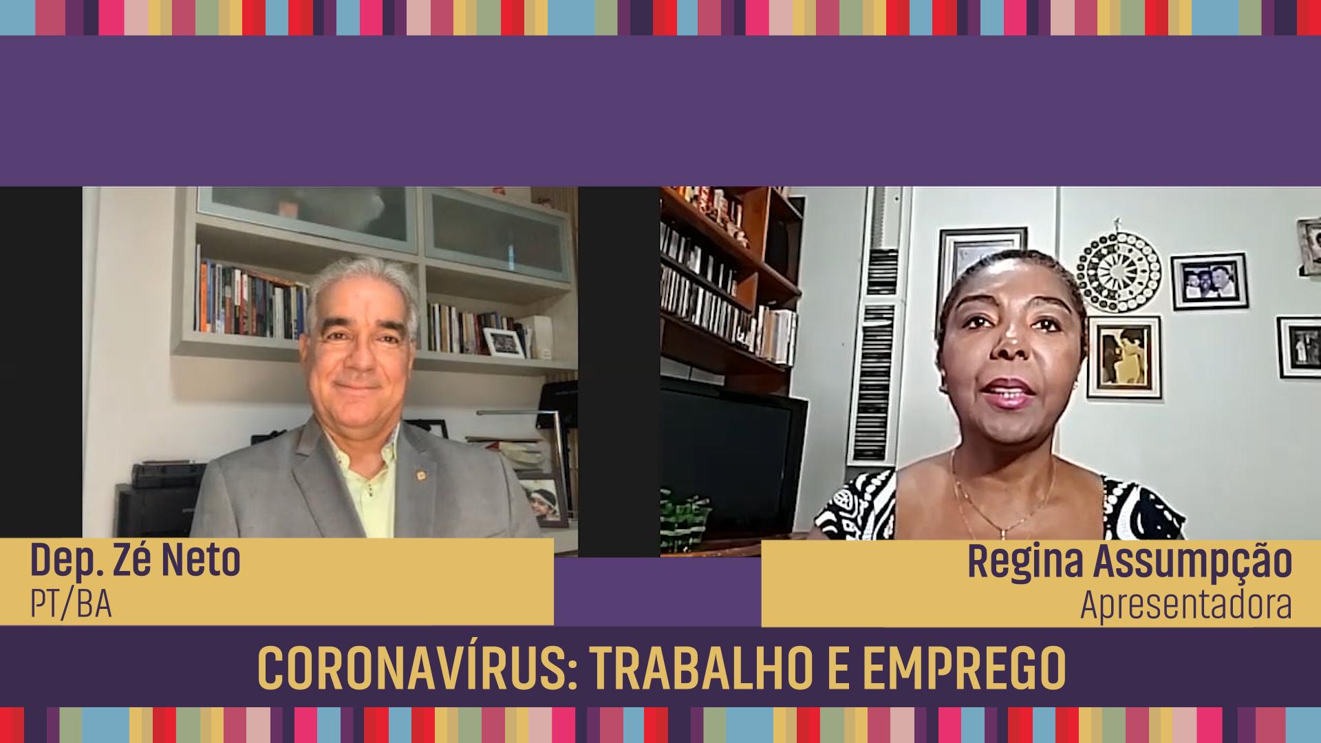 Coronavírus: Trabalho e emprego