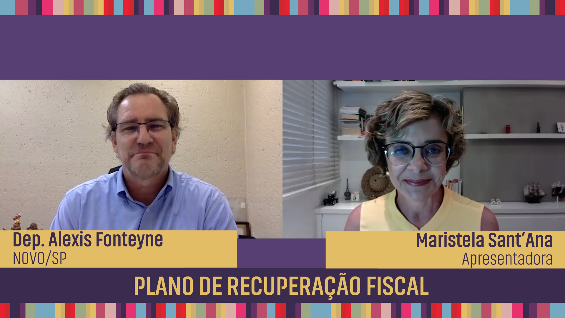 Plano de recuperação fiscal