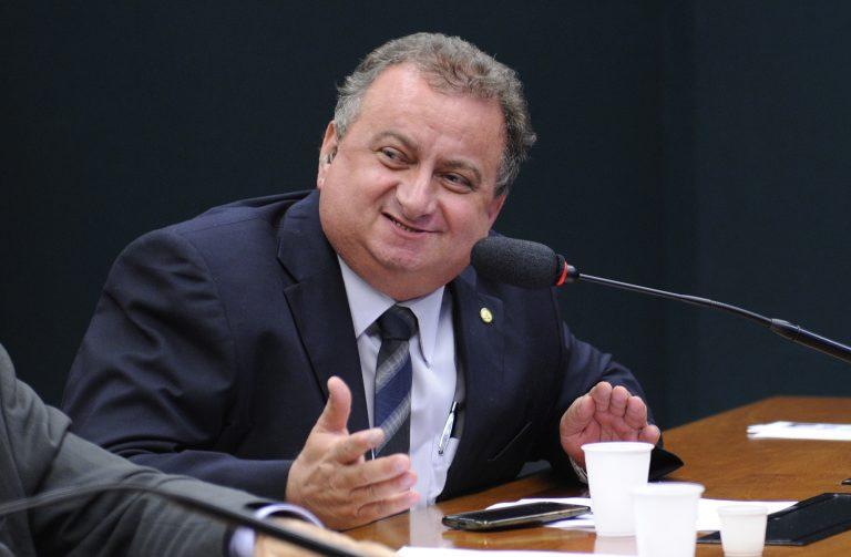 Lançamento da Frente Parlamentar da Tuberculose das Américas. Dep. Miguel Lombardi (PR-SP)