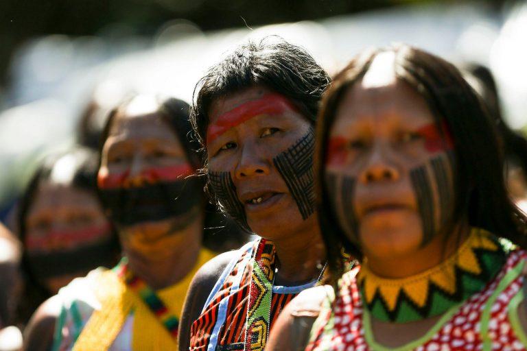 Direitos Humanos - índio - mulheres indígenas