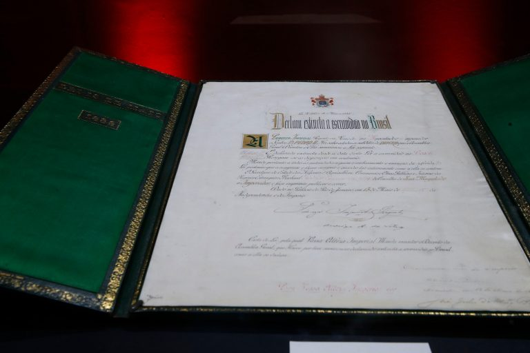 História do Brasil - abolição da escravatura princesa Isabel monarquia escravidão escravos