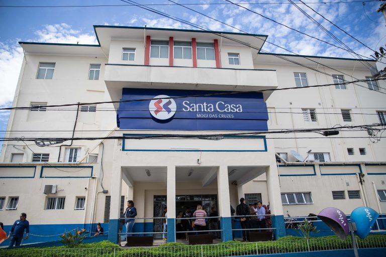 Saúde - hospitais - Santa Casa de Mogi das Cruzes-SP atendimento hospitalar pacientes