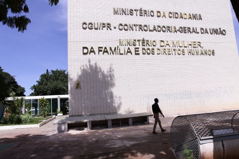 Brasília - esplanada - Ministério da Cidadania - Ministério da Mulher - CGU
